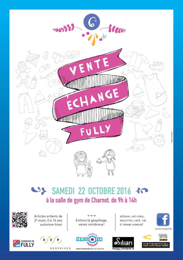 Vente Echange 22.10.2016